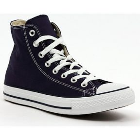 Ψηλά Sneakers Converse ALL STAR HI NAVY