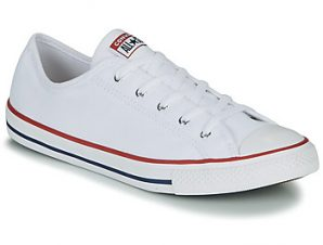 Xαμηλά Sneakers Converse CHUCK TAYLOR ALL STAR DAINTY GS CANVAS OX ΣΤΕΛΕΧΟΣ: Ύφασμα & ΕΠΕΝΔΥΣΗ: Ύφασμα & ΕΣ. ΣΟΛΑ: Ύφασμα & ΕΞ. ΣΟΛΑ: Καουτσούκ