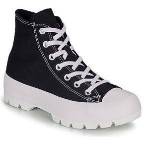 Ψηλά Sneakers Converse CHUCK TAYLOR ALL STAR LUGGED HI ΣΤΕΛΕΧΟΣ: Ύφασμα & ΕΠΕΝΔΥΣΗ: Ύφασμα & ΕΣ. ΣΟΛΑ: Ύφασμα & ΕΞ. ΣΟΛΑ: Καουτσούκ