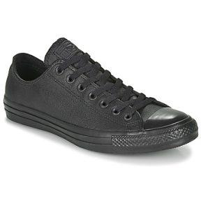 Xαμηλά Sneakers Converse CHUCK TAYLOR ALL STAR MONO OX ΣΤΕΛΕΧΟΣ: Δέρμα & ΕΠΕΝΔΥΣΗ: Ύφασμα & ΕΣ. ΣΟΛΑ: Ύφασμα & ΕΞ. ΣΟΛΑ: Καουτσούκ