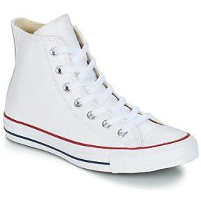 Ψηλά Sneakers Converse Chuck Taylor All Star CORE LEATHER HI ΣΤΕΛΕΧΟΣ: Δέρμα & ΕΠΕΝΔΥΣΗ: Ύφασμα & ΕΣ. ΣΟΛΑ: Ύφασμα & ΕΞ. ΣΟΛΑ: Καουτσούκ