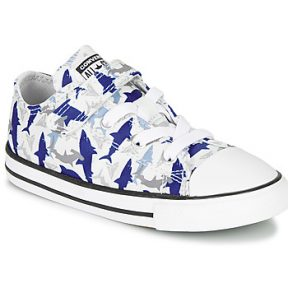 Xαμηλά Sneakers Converse CHUCK TAYLOR ALL STAR 1V SHARK BITE – OX [COMPOSITION_COMPLETE]