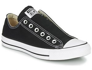 Xαμηλά Sneakers Converse CHUCK TAYLOR ALL STAR SLIP CORE BASICS ΣΤΕΛΕΧΟΣ: Ύφασμα & ΕΠΕΝΔΥΣΗ: Ύφασμα & ΕΣ. ΣΟΛΑ: Ύφασμα & ΕΞ. ΣΟΛΑ: Καουτσούκ