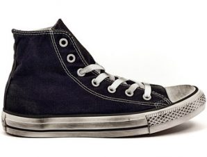 Ψηλά Sneakers Converse ALL STAR HI CANVAS LIMITED