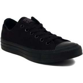 Xαμηλά Sneakers Converse ALL STAR OX BLACK MONOCROME