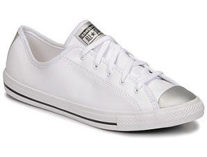 Xαμηλά Sneakers Converse CHUCK TAYLOR ALL STAR DAINTY ANODIZED METALS OX ΣΤΕΛΕΧΟΣ: Συνθετικό & ΕΠΕΝΔΥΣΗ: Ύφασμα & ΕΣ. ΣΟΛΑ: Ύφασμα & ΕΞ. ΣΟΛΑ: Καουτσούκ