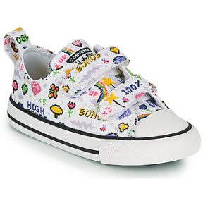 Xαμηλά Sneakers Converse CHUCK TAYLOR ALL STAR 2V GIRLS GAMER OX ΣΤΕΛΕΧΟΣ: Ύφασμα & ΕΠΕΝΔΥΣΗ: Ύφασμα & ΕΣ. ΣΟΛΑ: Ύφασμα & ΕΞ. ΣΟΛΑ: Καουτσούκ