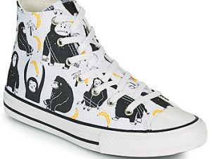 Ψηλά Sneakers Converse CHUCK TAYLOR ALL STAR GOING BANANAS HI ΣΤΕΛΕΧΟΣ: Ύφασμα & ΕΠΕΝΔΥΣΗ: Ύφασμα & ΕΣ. ΣΟΛΑ: Ύφασμα & ΕΞ. ΣΟΛΑ: Καουτσούκ