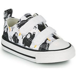 Xαμηλά Sneakers Converse CHUCK TAYLOR ALL STAR 2V GOING BANANAS OX ΣΤΕΛΕΧΟΣ: Ύφασμα & ΕΠΕΝΔΥΣΗ: Ύφασμα & ΕΣ. ΣΟΛΑ: Ύφασμα & ΕΞ. ΣΟΛΑ: Καουτσούκ