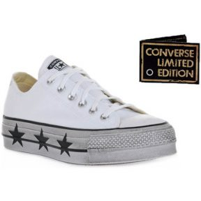Sneakers Converse ALL STAR LIFT CANVAS LTD WHITE STAS