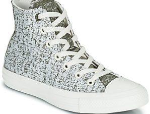 Ψηλά Sneakers Converse CHUCK TAYLOR ALL STAR HYBRID TEXTURE HI ΣΤΕΛΕΧΟΣ: Ύφασμα & ΕΞ. ΣΟΛΑ: Καουτσούκ