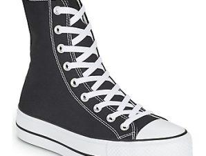 Ψηλά Sneakers Converse CHUCK TAYLOR ALL STAR LIFT CORE CANVAS X-HI ΣΤΕΛΕΧΟΣ: Ύφασμα & ΕΠΕΝΔΥΣΗ: & ΕΣ. ΣΟΛΑ: & ΕΞ. ΣΟΛΑ: Καουτσούκ