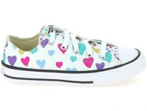 Xαμηλά Sneakers Converse All Star B C Blanc Coeurs