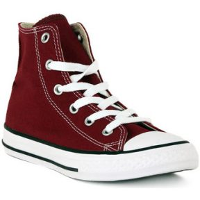 Ψηλά Sneakers Converse ALL STAR HI MAROON