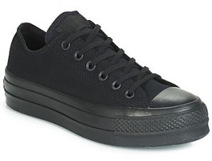 Xαμηλά Sneakers Converse CHUCK TAYLOR ALL STAR CLEAN LIFT MONO CANVAS OX